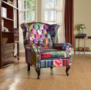 Wing-Back Chair